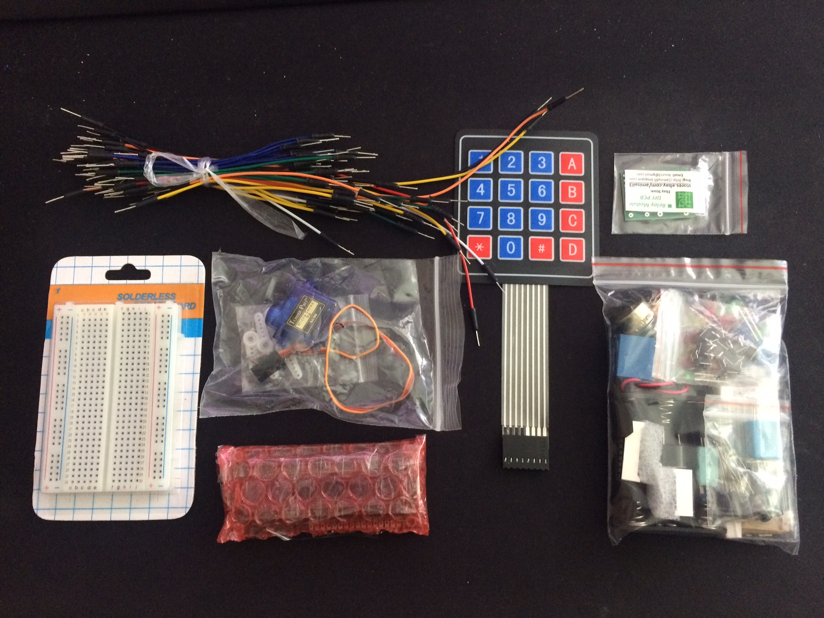 Arduino Starter Learning Kit PDF 15 Projects Experiments